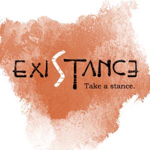 Existanc3 logo kickstarter rpg storyboard
